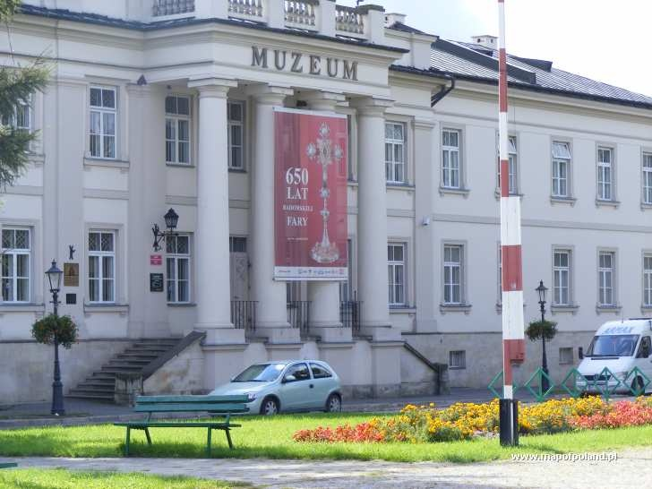 Muzeum Malczewskiego - Radom