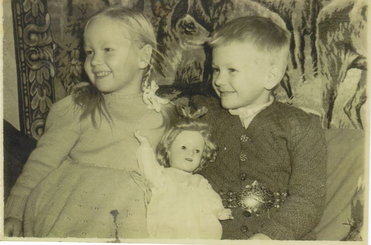 My cousins Seppo and Maria Asikainen
