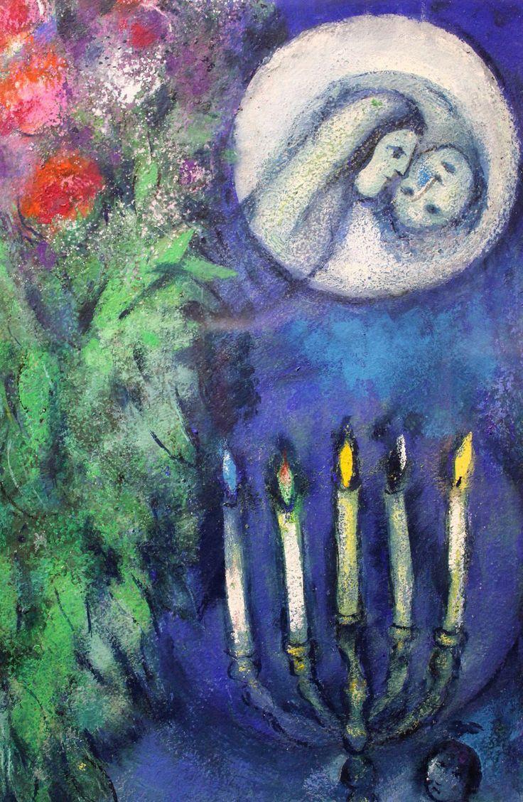 Plus de 1000 idées à propos de Marc Chagall sur Pinterest ... Chagall Witte Kruisiging
