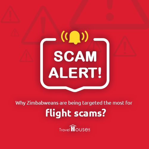 Scam Alert! Why Zimbabweans are being targeted the most for flight scams?