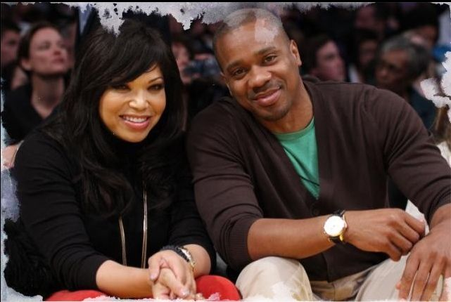 Duane Martin and wife Tisha Campbell-Martin were married in 1996. 18 years