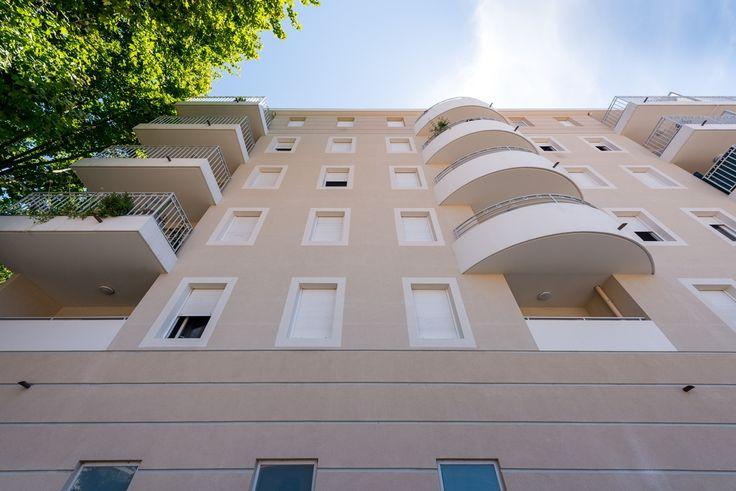 Résidence Parc Azura - Toulon (83) © Ecliptique / Laurent Thion