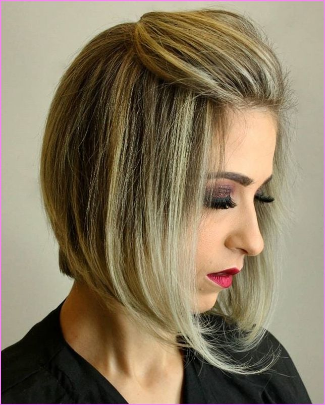 50 Chic Short Bob Hairstyles And Haircuts For Women In 2019 With Hairstyle Bob Hairstyles Short Bob Hairstyles Modern Bob Hairstyles