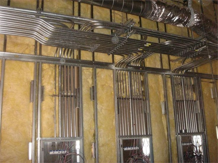 Commercial Electrical Sub Panels Conduits Images
