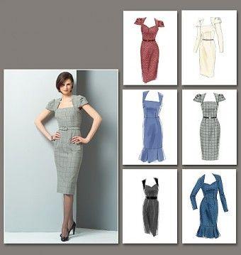 81 besten Sewing Patterns Bilder auf Pinterest | Schnittmuster ...