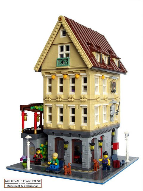 6825 best LEGO Architecture & Creations images on Pinterest | Lego building, Lego city and Lego ...