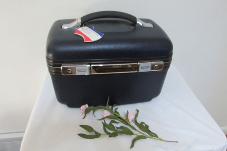 Train Case American Tourister by LuRuUniques on Etsy