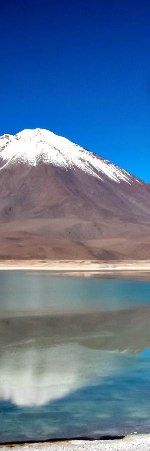 Laguna Verde The Laguna Verde covers an area of 1700 ha, and a narrow causeway divides it into two parts. It is at the southwestern extremity of the Eduardo Avaroa Andean Fauna National Reserve and Bolivia itself. It has mineral suspensions of arsenic and other minerals which renders colour to the lake waters. Its color …