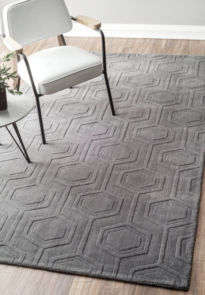 Grey rug for soft warmth grey wool rug see more pin 542 heart 66