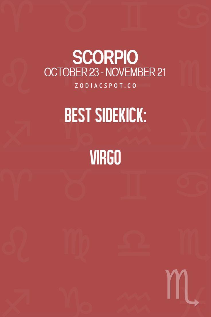 I don't know too many Virgos.