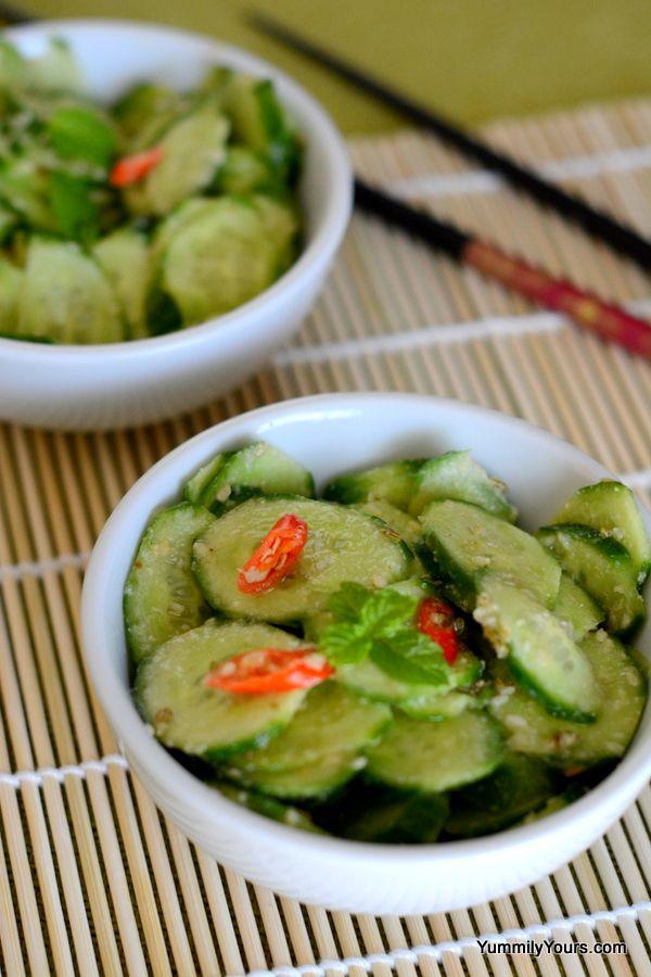 cucumbers recipes for cucumbers cucumber salads refreshing cucumber ...