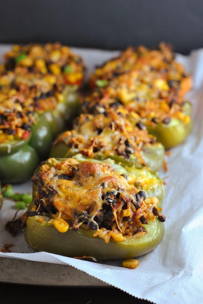 Chorizo Stuffed Bell Peppers Recipe Stuffed Peppers Stuffed Bell Peppers Chorizo