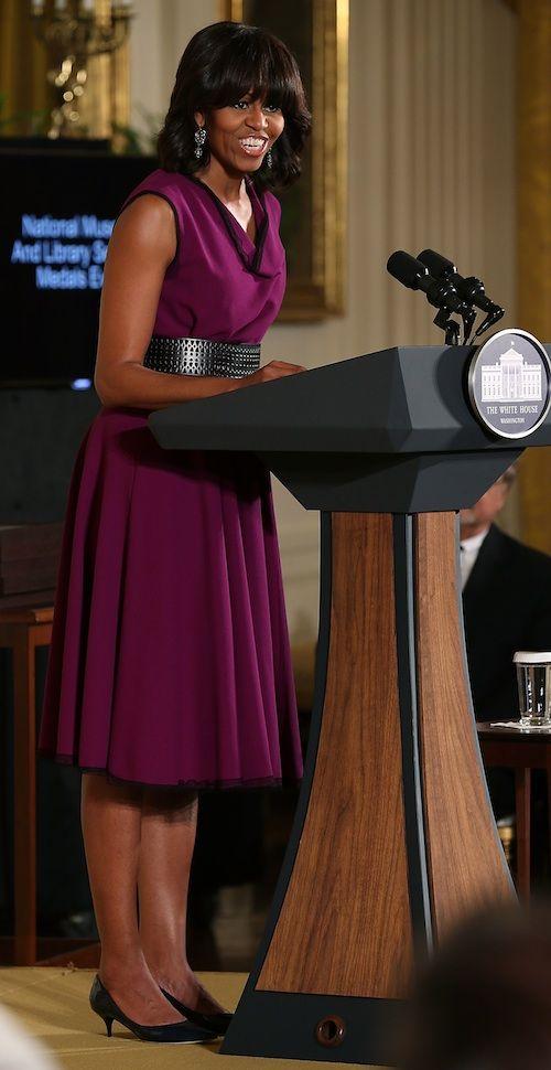Style Profile: Michelle Obama