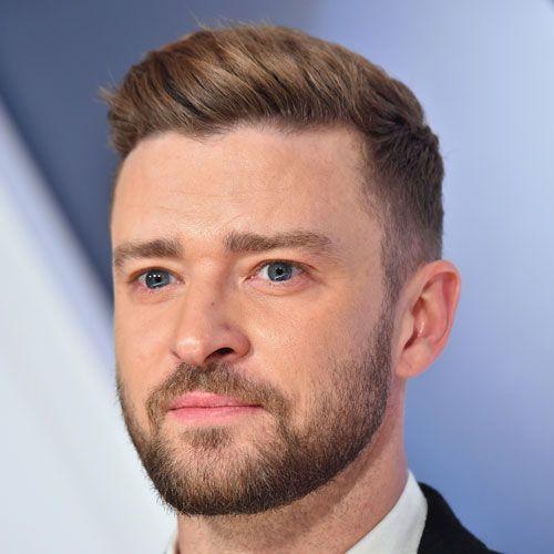 Justin Timberlake Haarschnitt