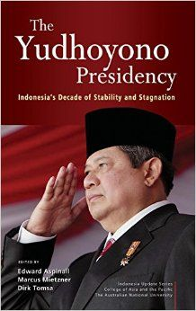 A book about Indonesia's first directly elected president, Susilo Bambang Yudhoyono