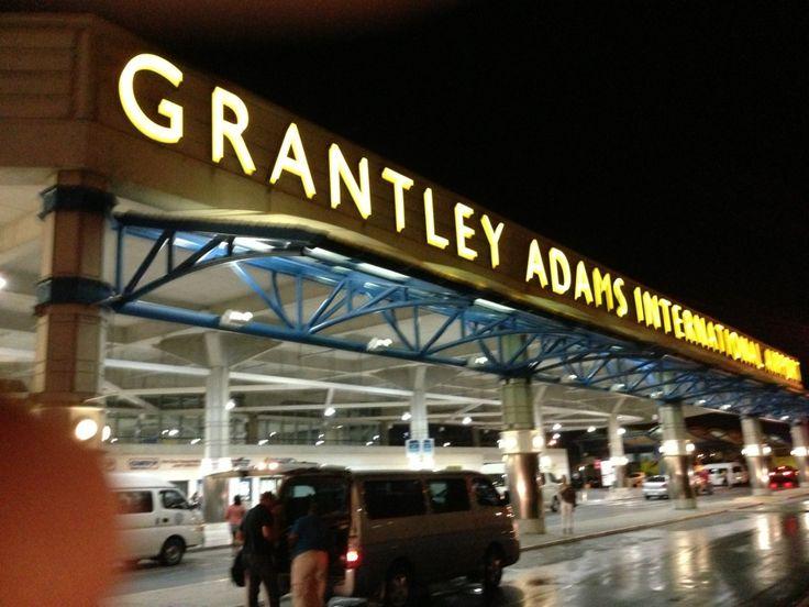 Grantley Adams International Airport (BGI) en Seawell, Christ Church