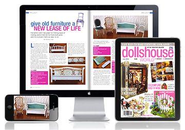 Dollshouse World Magazine - Digital Edition