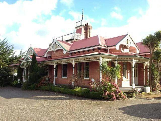 Ormiston House, Strahan Tasmania.  Now acommodation.