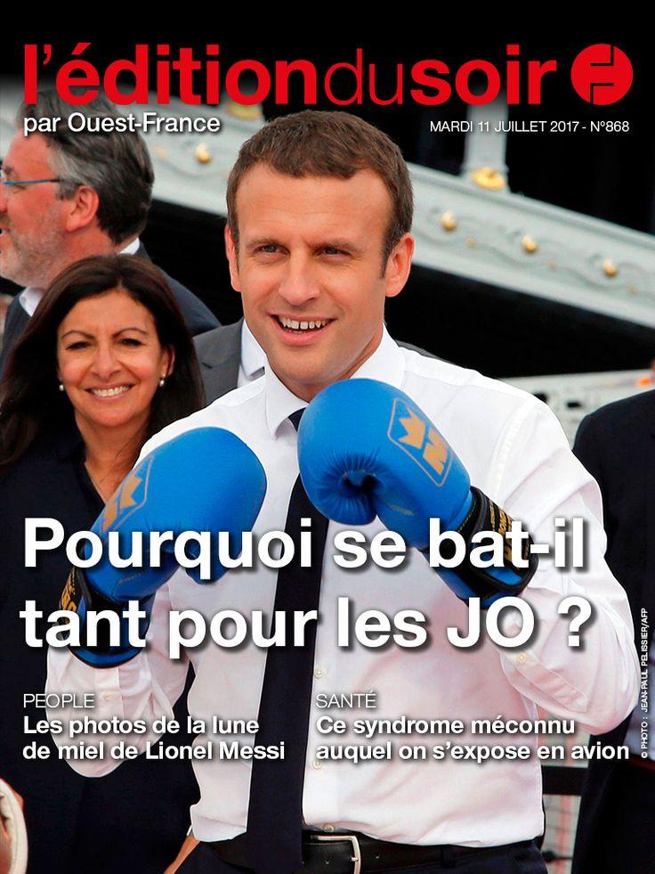 Edition du soir Ouest France - 11/07/2017