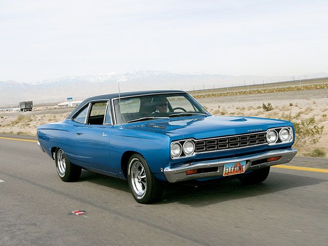 9 best images about My 1968 best American muscles cars on