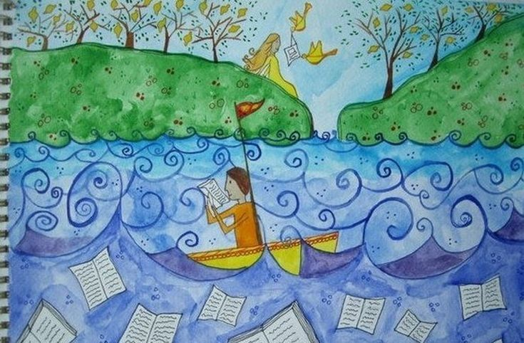 «Το νησί των συναισθημάτων», μια υπέροχη ιστορία του μεγάλου Μάνου Χατζιδάκι