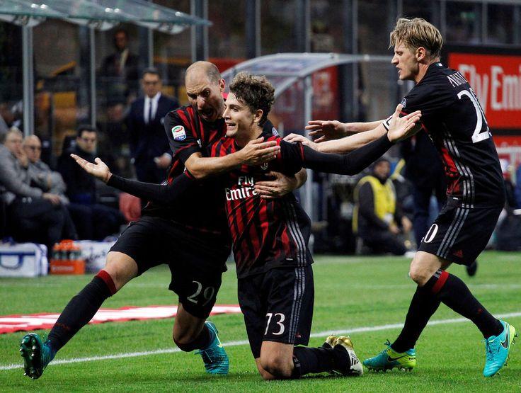 @Milan #Rossoneri #Locatelli #WeAreACMilan #9ine