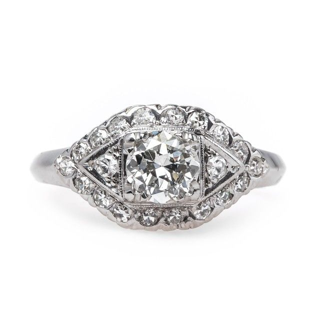 spesso Oltre 25 fantastiche idee su Anelli a fascia con diamanti su  NC19