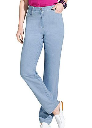 Creation L Straight Leg Jeans #kaleidoscope #denim