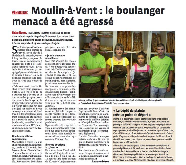 Le Bloc Identitaire Lyon a été le premier à parler de cette affaire. Pour l'éclairer, voici une liste d'actes de haine anti-française à Vénissieux.