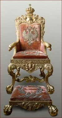 The Imperial Russian Throne 46