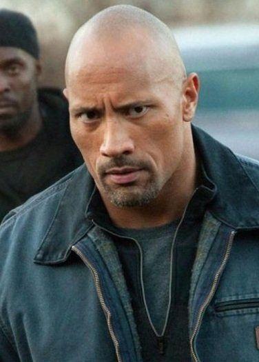 Dwayne Johnson - Victor Stone aka. Cyborg