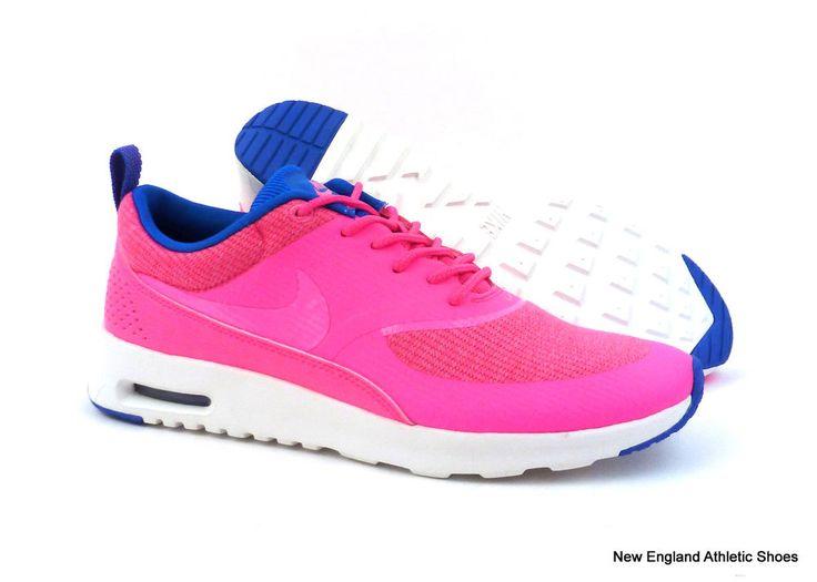 Nike women Air Max Thea Premium running shoes size 9 Hyper Pink  Pink Glow #Nike #RunningCrossTraining