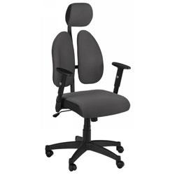Καρέκλα Γραφείου SY-02 Γκρί #135,00€ #καρέκλα γραφείου