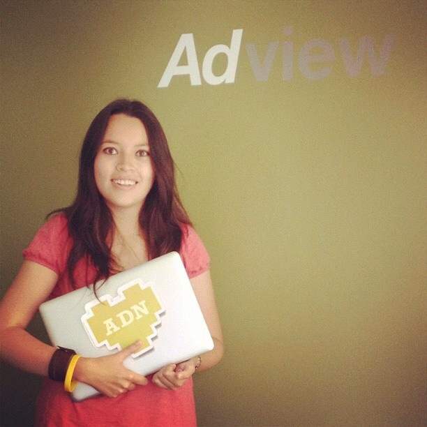 Rocío del Moral - Account Manager & Social Media Manager #adview #smm #adacto