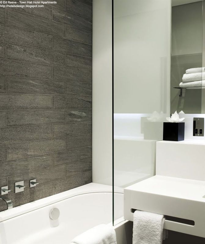 Apartment Bathroom Tiles Apartment: 13 Best Images About Bathroom Feature Walls On Pinterest