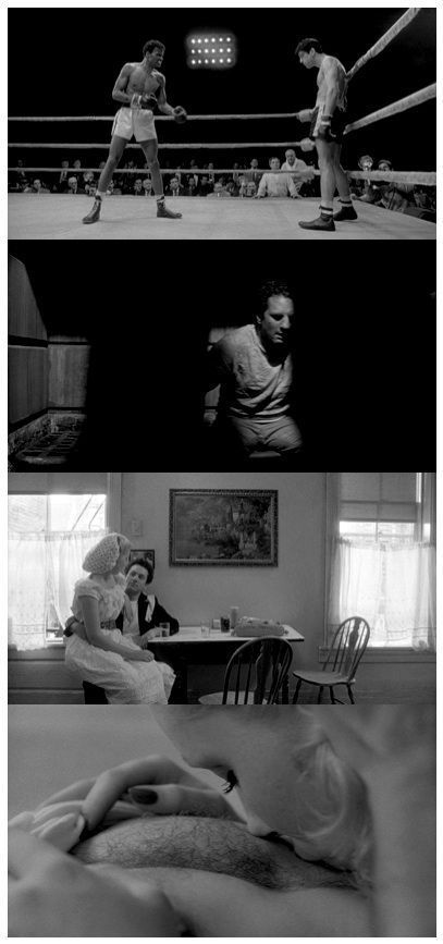Raging Bull (1980) - Cinematography by Michael Chapman | Directed by Martin Scorsese #CinematographyTips