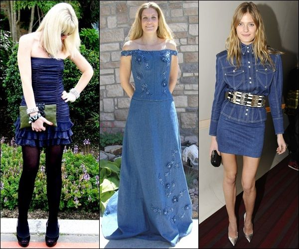denim wedding dresses | ... Wedding (Part 2) and follow some style ideas of wedding guest dresses