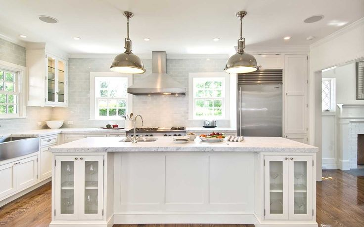 Gourmet Kitchen Counter Designs With Accessories