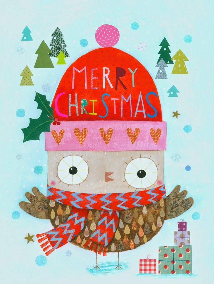 Julie Fletcher: Happy December!