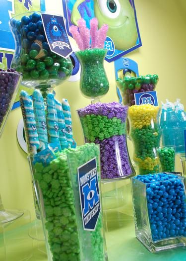 Hostess with the Mostess® - Monsters University Party