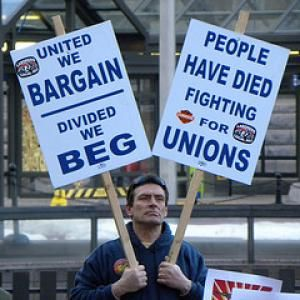 Weekend Reading List - Labor Union Edition | Winning Progressive    Labor unions build a strong middle class, Labor Day speeches from historic figures in the labor movement, and more in this weekend's reading list.