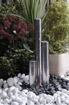 Love this tommy!!! Stainless Steel Water Feature