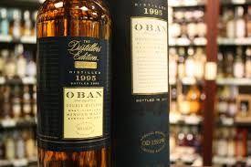 Afbeeldingsresultaat voor oban whisky