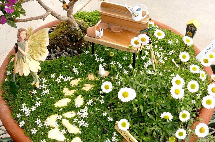15 fairy garden ideas you can use from our experts – Miniature Gardens: English Garden