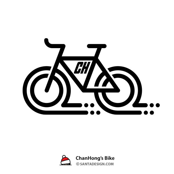#Bike #Bicycle #Icon #CHDH