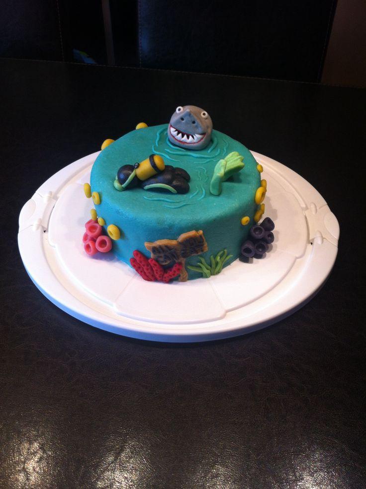 Skydiving Cake Ideas