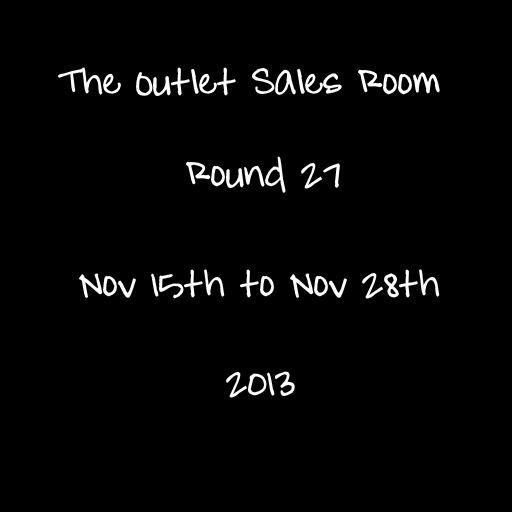 Round 27 - running till Nov 29th