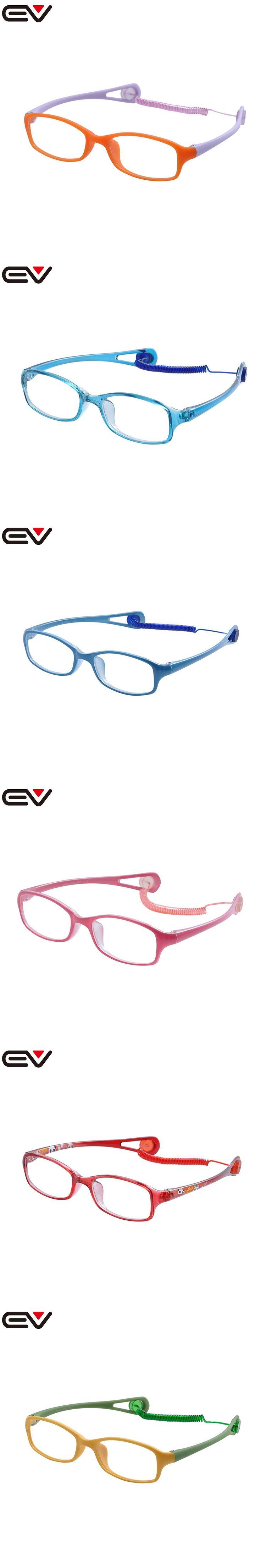 Kids glasses frame eye glasses frames for children optical glasses frame clear glasses lentes opticos EV1124