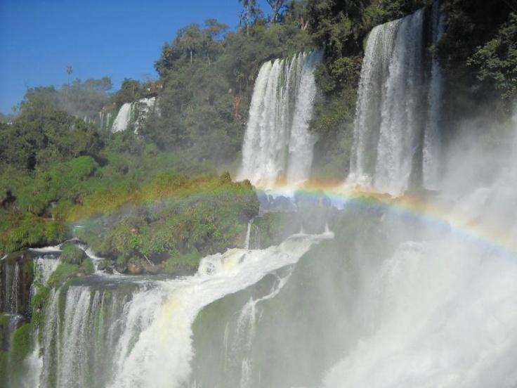 ユーラシア旅行社で行く!イグアスの滝