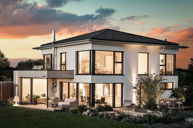 Träumen Sie davon in einem ökologischen Designhaus zu wohnen?